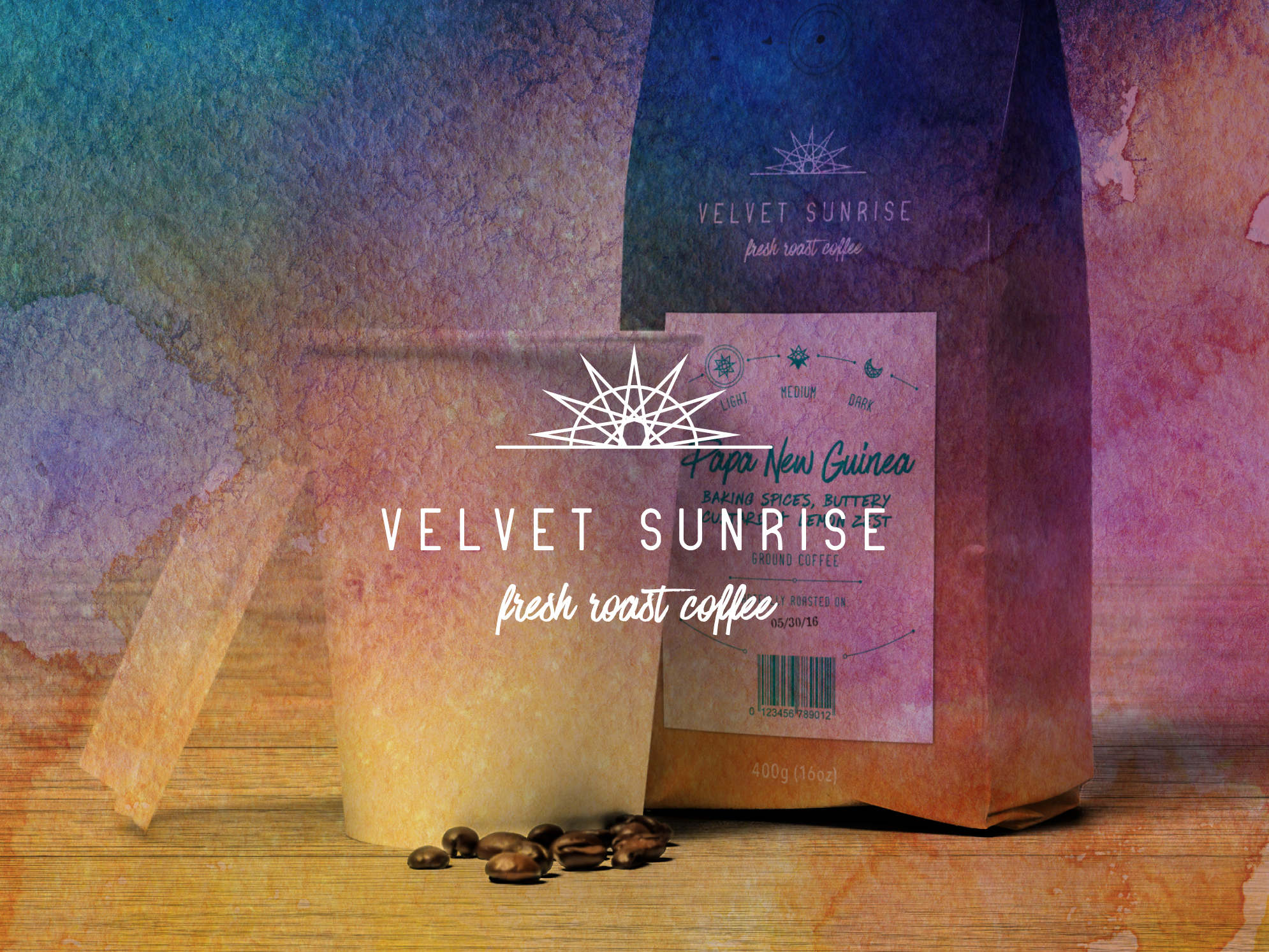 Velvet Sunrise Coffee